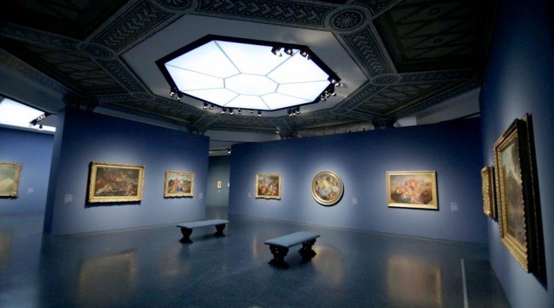 RossbergTv Ausstellungsfilm - Bucerius Kunst Forum - Die Farben Frankreichs