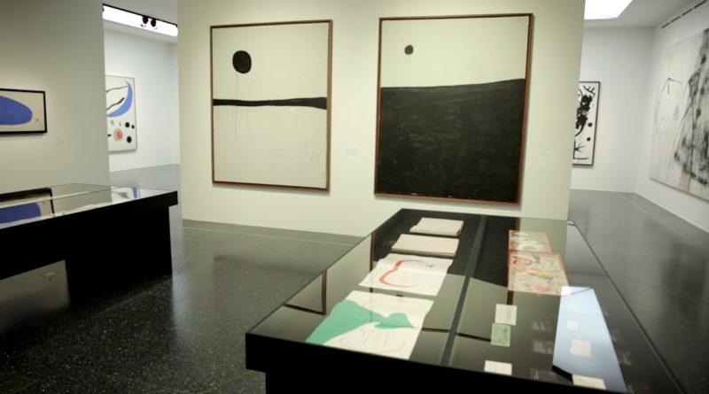RossbergTv Ausstellungsfilm - Bucerius Kunst Forum - Miró. Malerei als Poesie