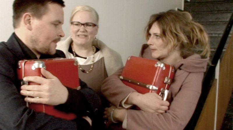RossbergTv Spielfilm Zwei Hunde, zwei Koffer