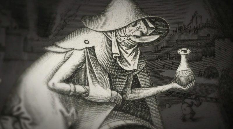 Ausstellungsfilm Buserius Kunst Forum Verkehrte Welt. Das Jahrhundert des Hieronymus Bosch